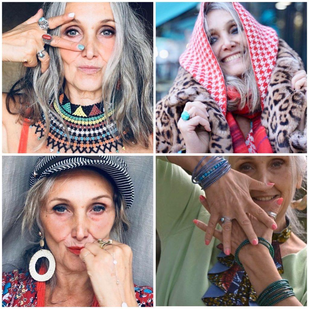 Style des femmes de plus de 50 ans,