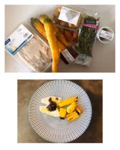 Livraison de repas équilibrés, Kitchen daily