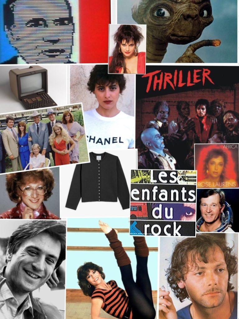1982, 20 ans, Jeune Vieillis Pas