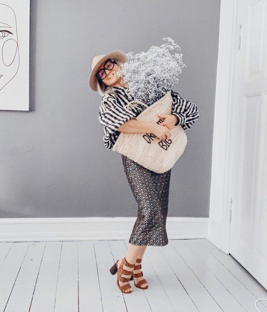 Karina Vigier, femmes plus de 50 ans, mode et style