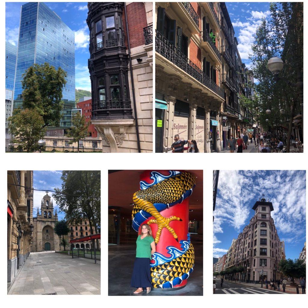 Bilbao, capitale du pays basque espagnol