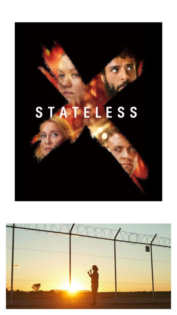 série de la rentrée, Stateless, blog femmes 50 ans