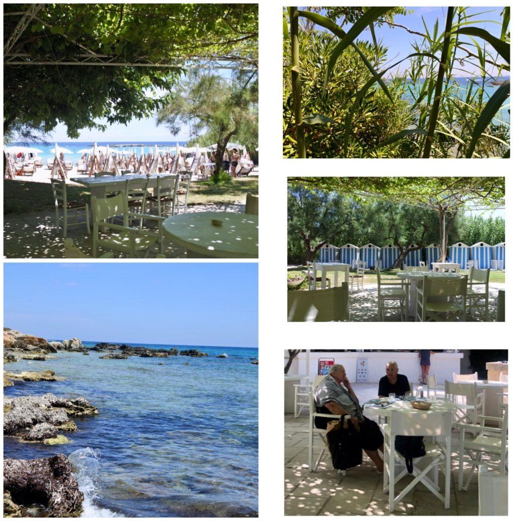 La côte adriatique des Pouilles