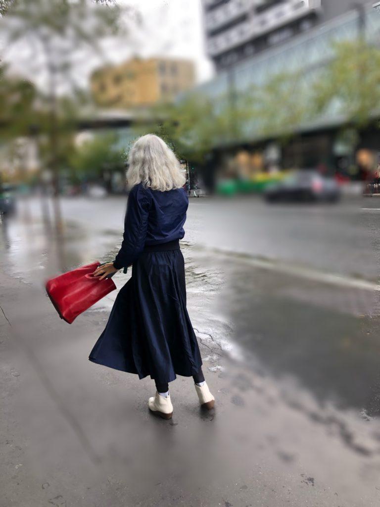 blog pro-âge, mannequin silver