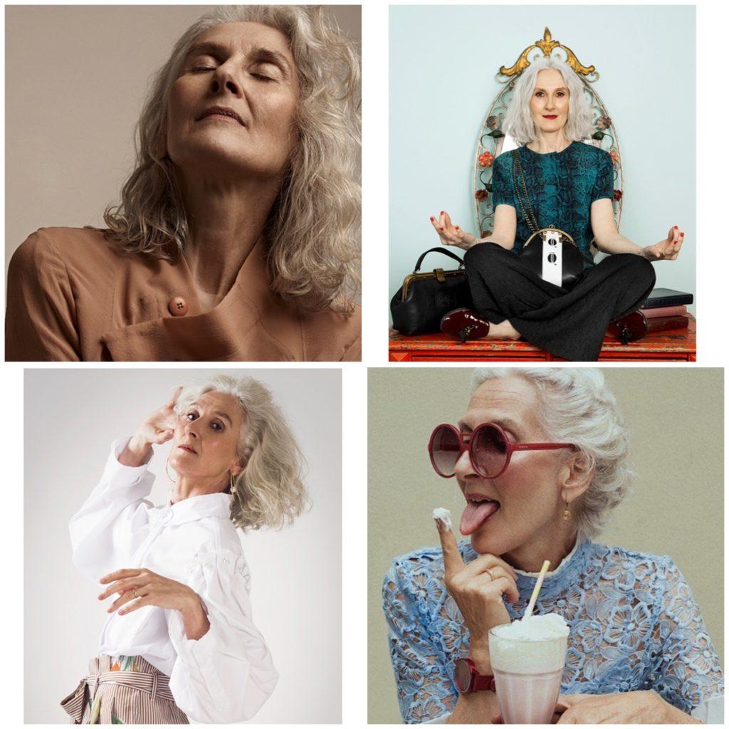 Vieille et jolie, Sylviane Degunst, blog femmes 50 ans