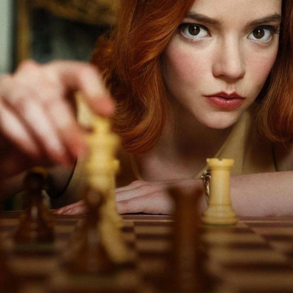 Blog quinqua, la forme, Le jeu de la dame