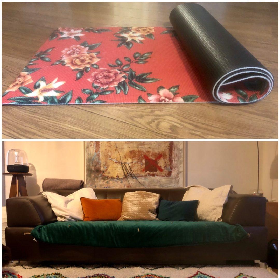 À fond la forme et vive mon canapé !