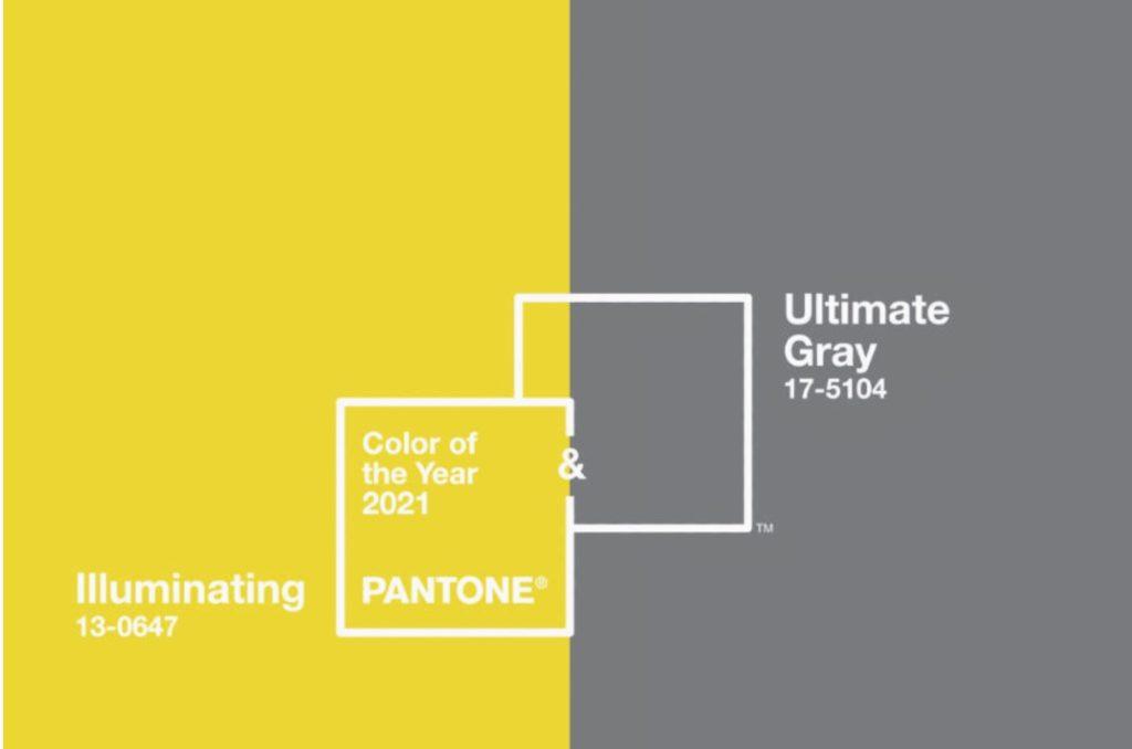 Une année optimiste, couleur Pantone 2021