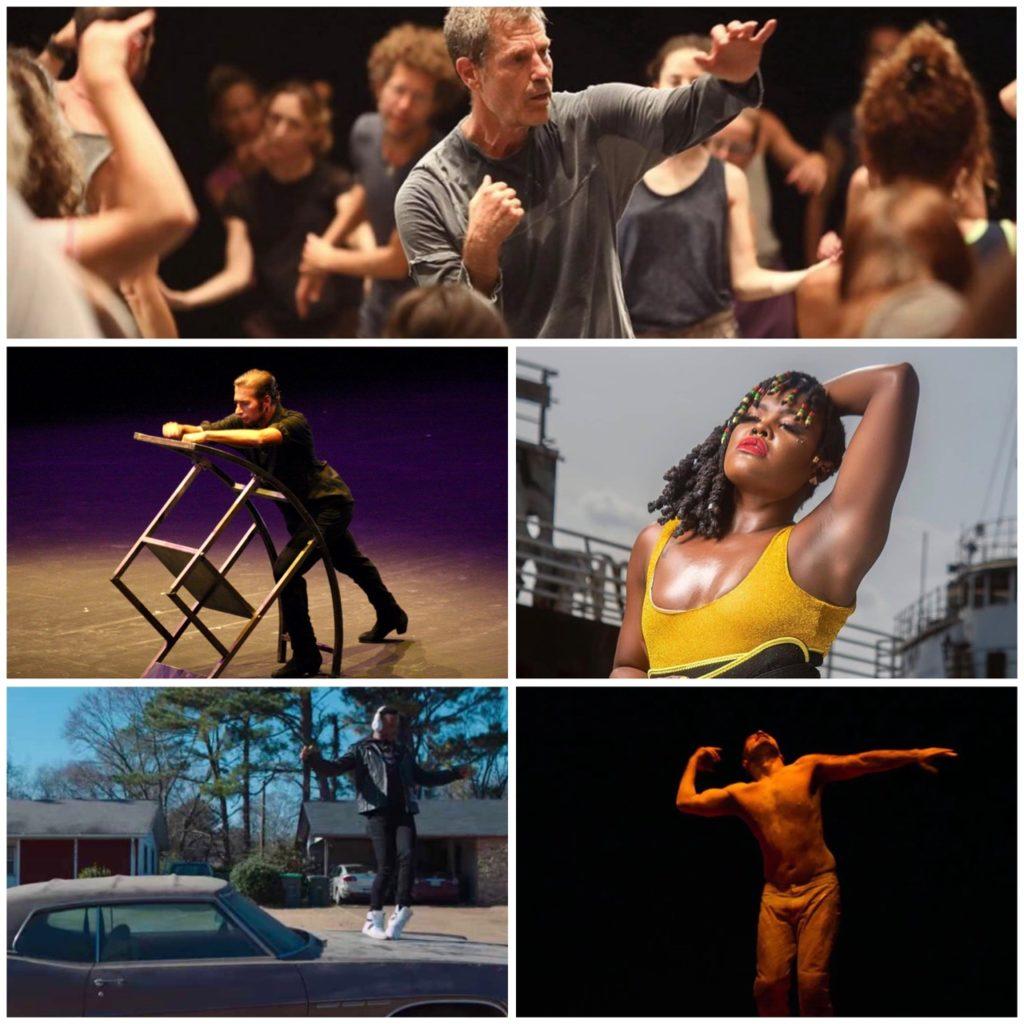 Danse, optimisme, série documentaire Move