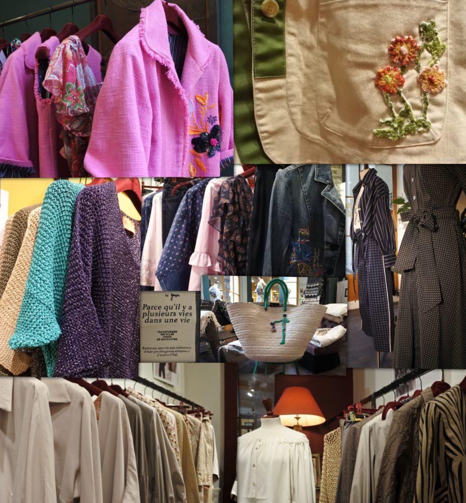 Boutique Nathalie Garçon, femmes de plus de 50 ans