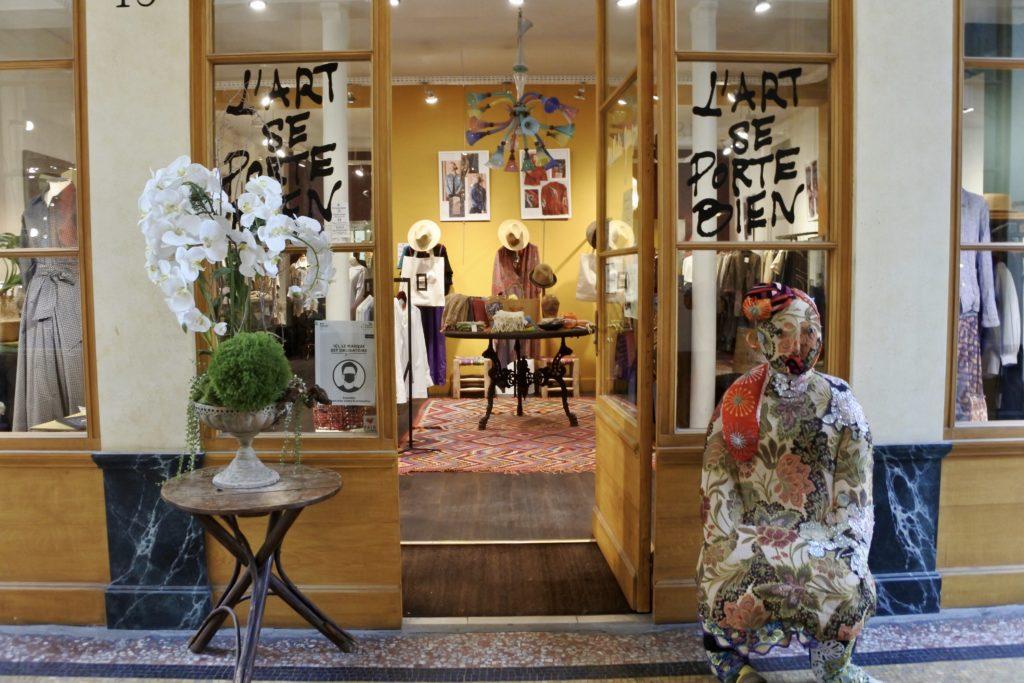 Boutique Nathalie Garçon