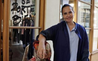 Nathalie Garçon, créatrice de mode