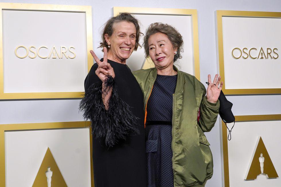 Les Oscars 2021