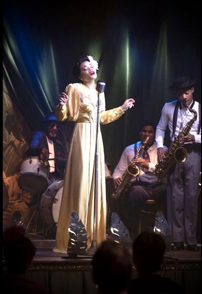 Culture Jazz : Billie Holliday, blog quinqua