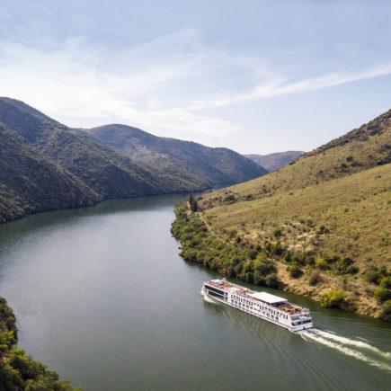 Croisière, Douro, Portugal