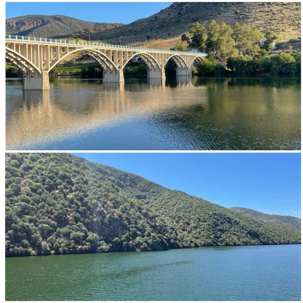 Croisière sur le Douro, Rivages du monde