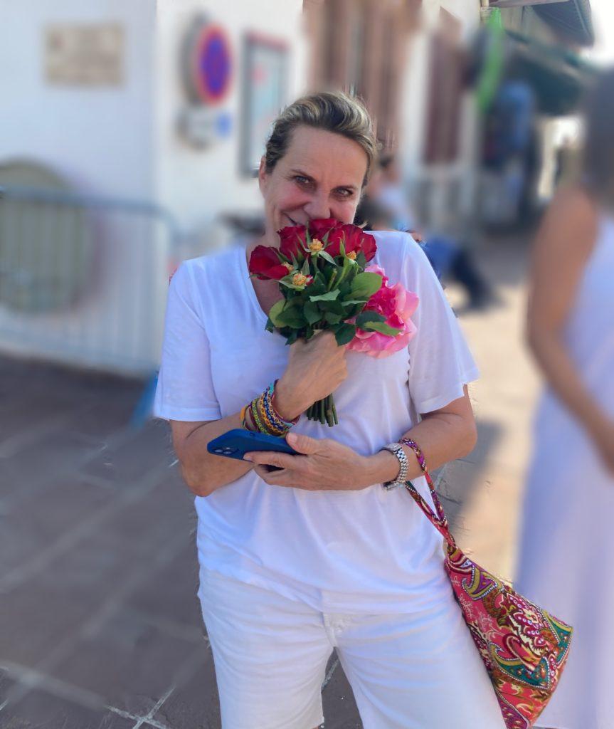 Mariage plus de 50 ans, Virginie Gorse