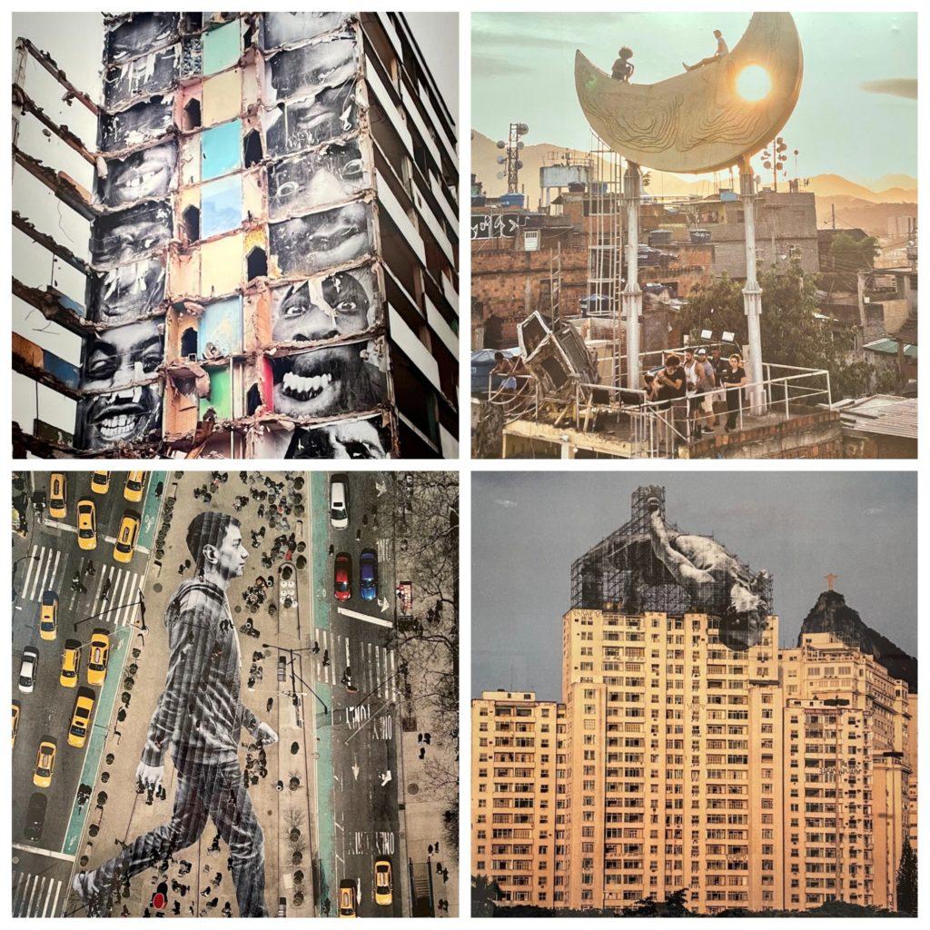 Collages urbains