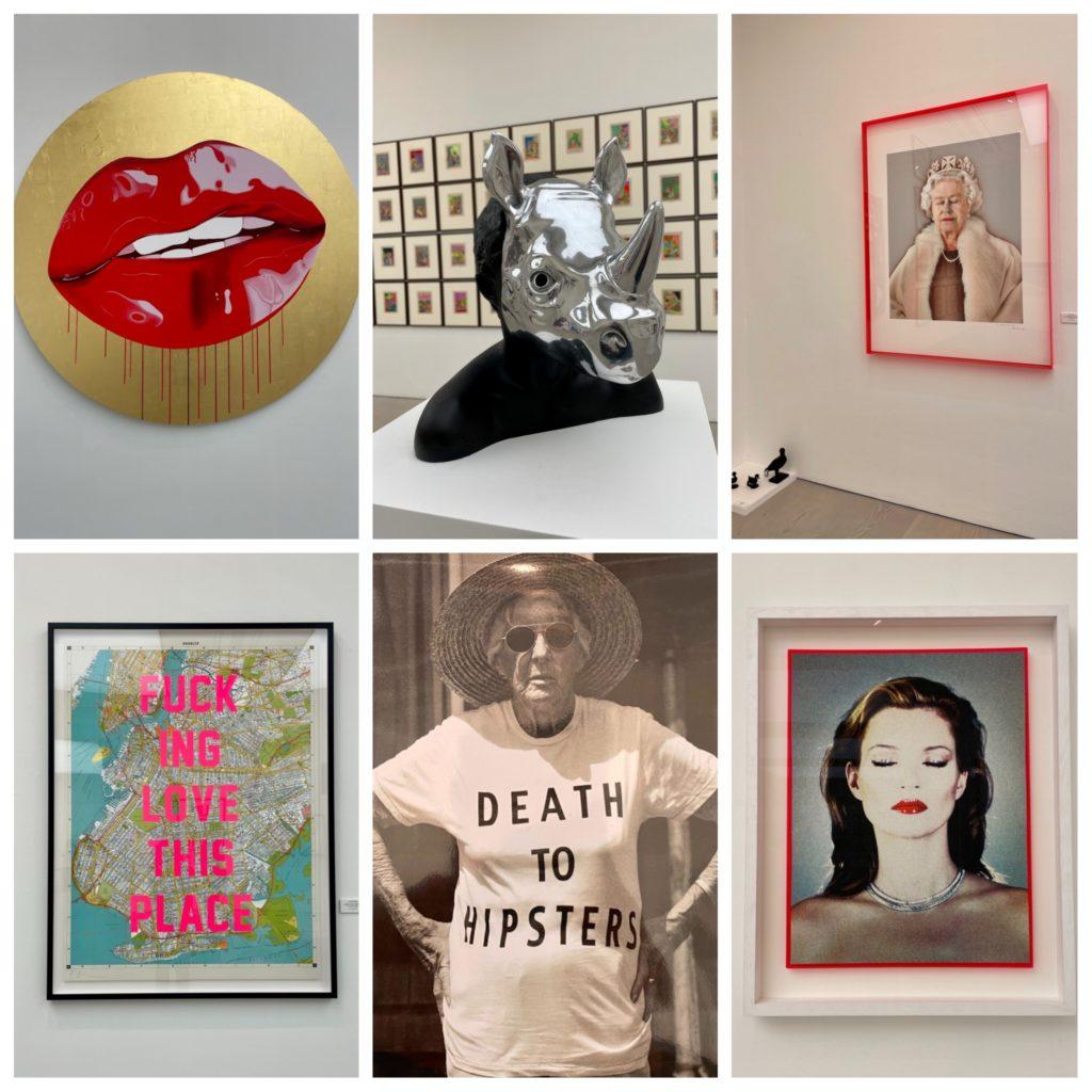 Balade art contemporain Londres