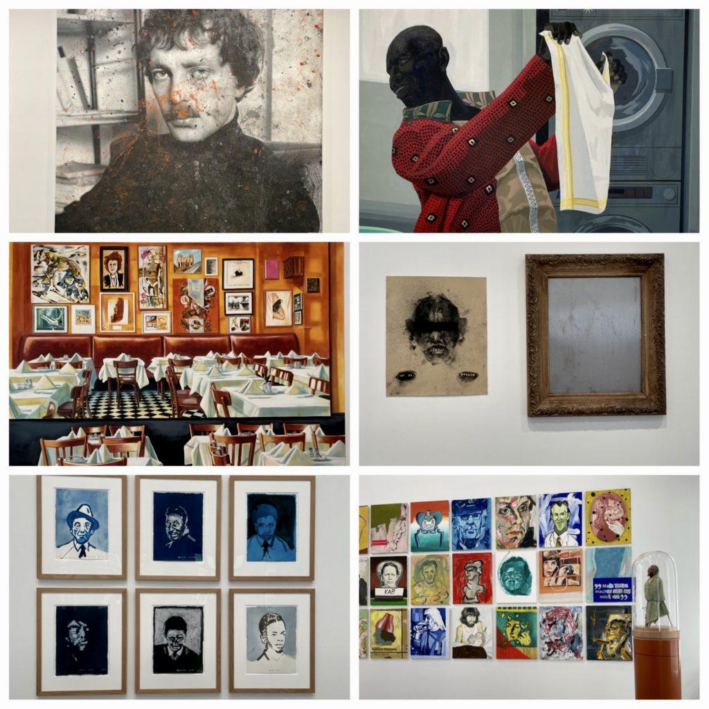 Balade au musée art contemporain