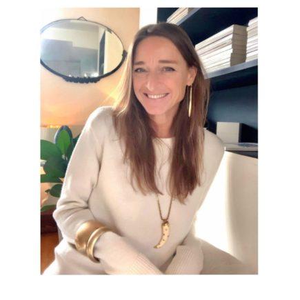 Le sourire de Vanessa Clavier